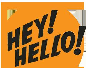 Hey! Hello!